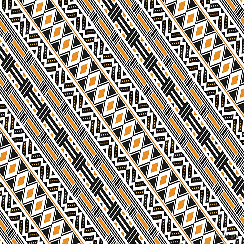 African Print design Edition 10 by AnkhLyfe