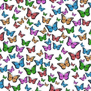 butterfly pattern by Ukubach
