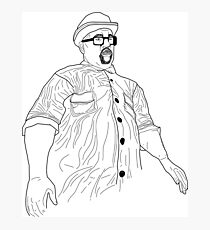 Big Smoke Photographic Print