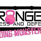 GFD Builidng Monsters Prink by John Granger