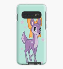 Starry Fawn Case/Skin for Samsung Galaxy