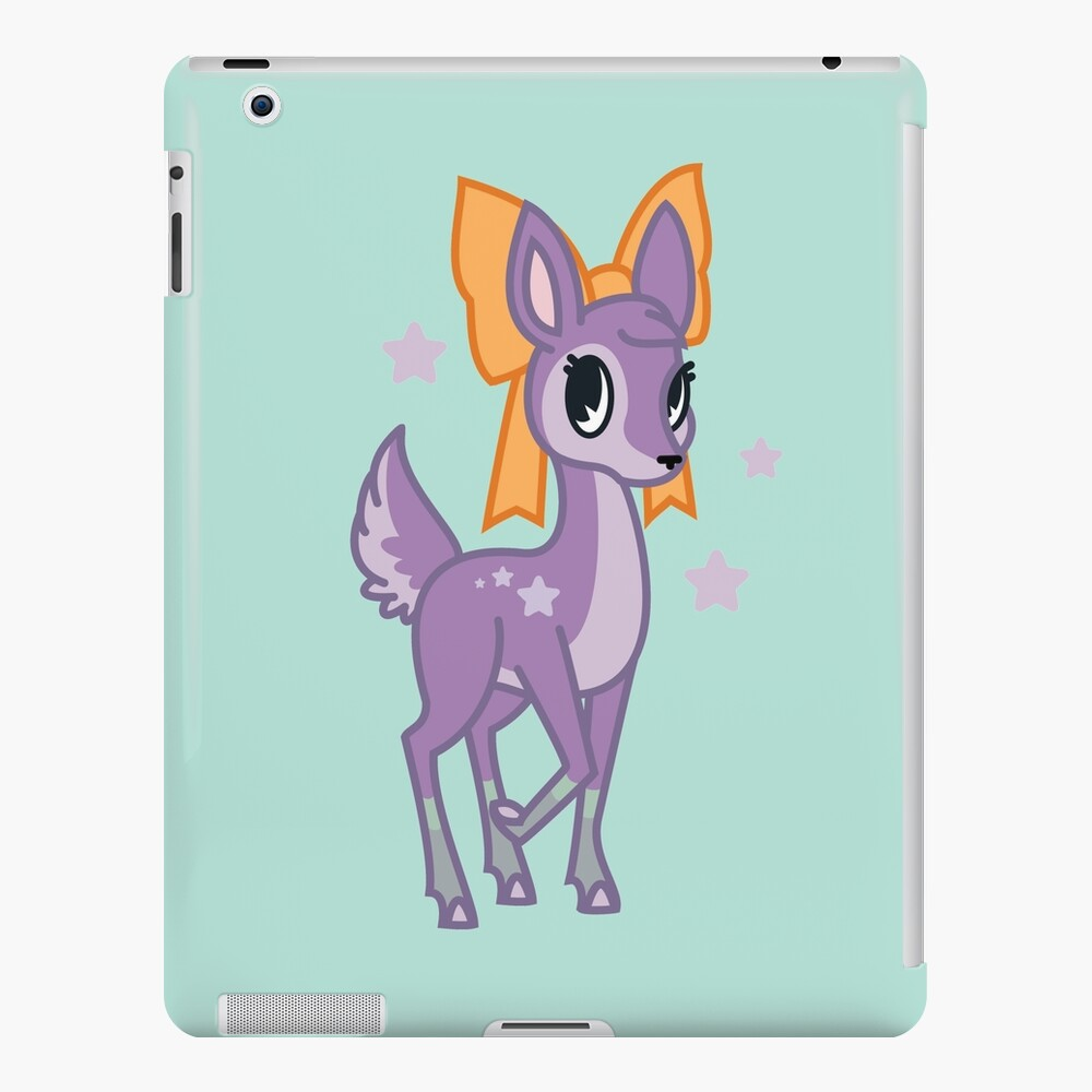 Starry Fawn iPad Case & Skin