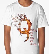 QAnon Storm The Great Awakening WWG1WGA by Scralandore Long T-Shirt