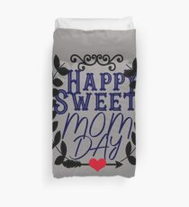 Moms Day Mothers Day Gifts For Her Duvet Cover