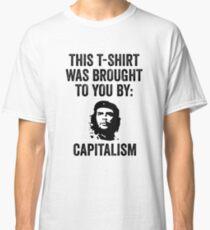 Che Guevara Capitalism Classic T-Shirt