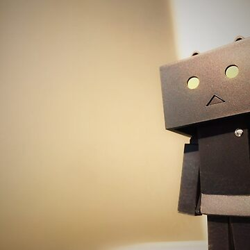 Boxbot by 45thAveArtCo