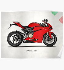 The Panigale 1299 Poster