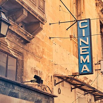 Cinema by 45thAveArtCo