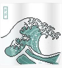 Great Wave of Kanagawa Poster