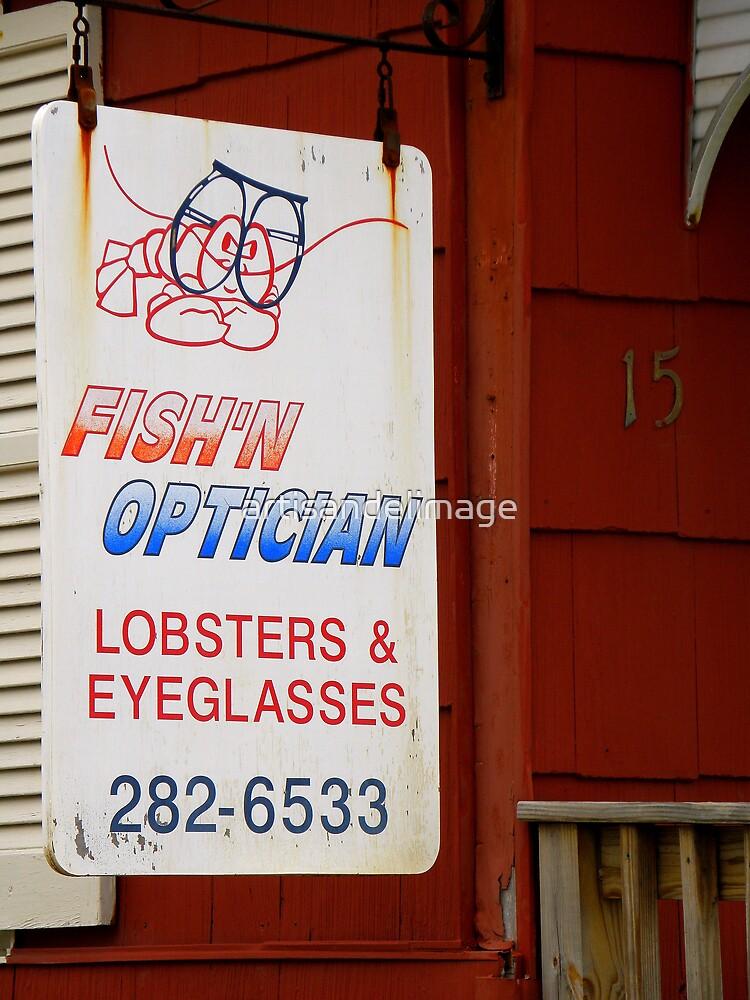 Fish'n Optician by artisandelimage