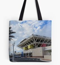 Inverted Pyramid, St. Pete Pier Tote Bag