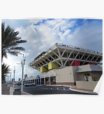Inverted Pyramid, St. Pete Pier Poster