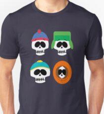 Southern Skulls Unisex T-Shirt