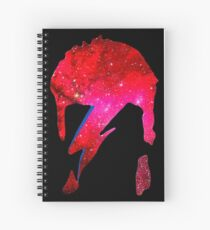 David Bowie - Ziggy Stardust Spiral Notebook