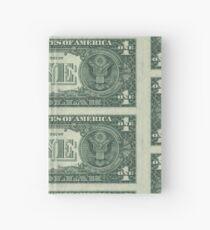 Dollar Bill Geld Notizbuch