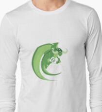 Earth Dragon Long Sleeve T-Shirt
