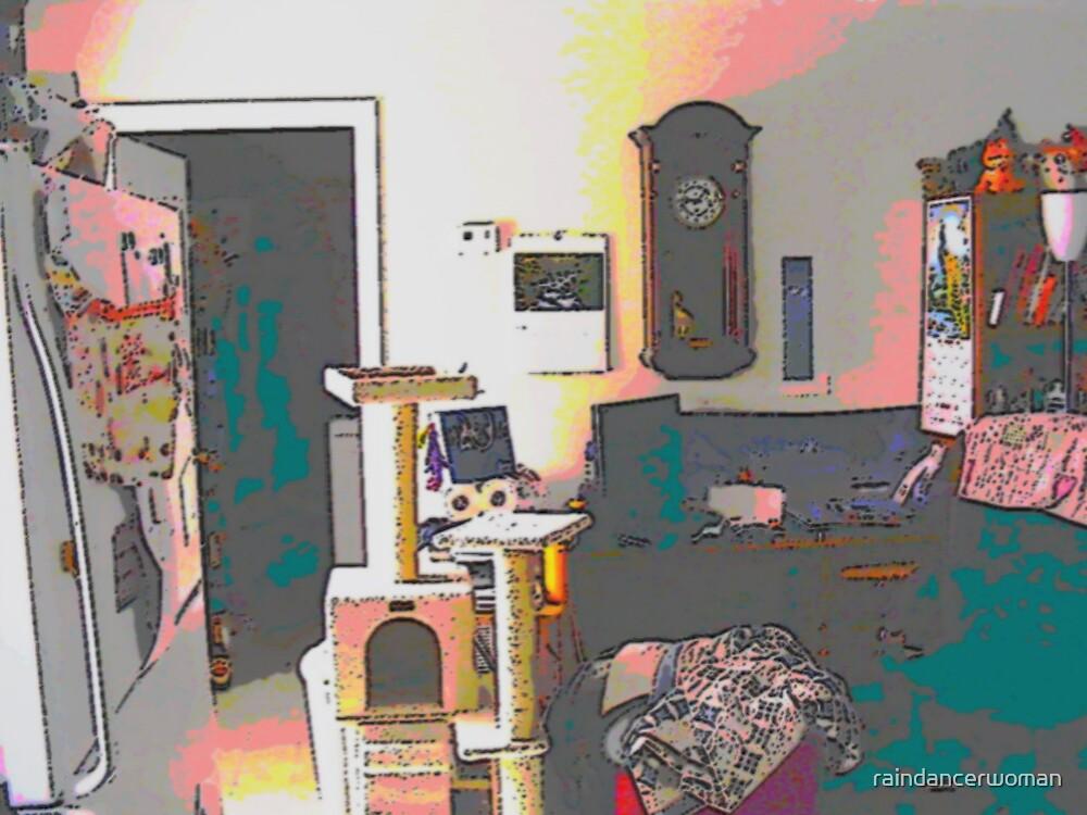 Bit of clutter by raindancerwoman