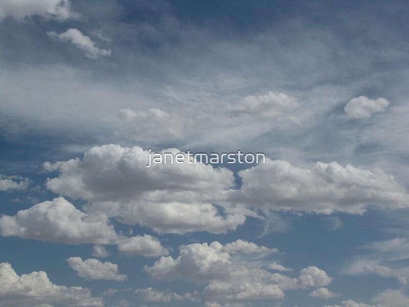 Colorado Sky by janetmarston