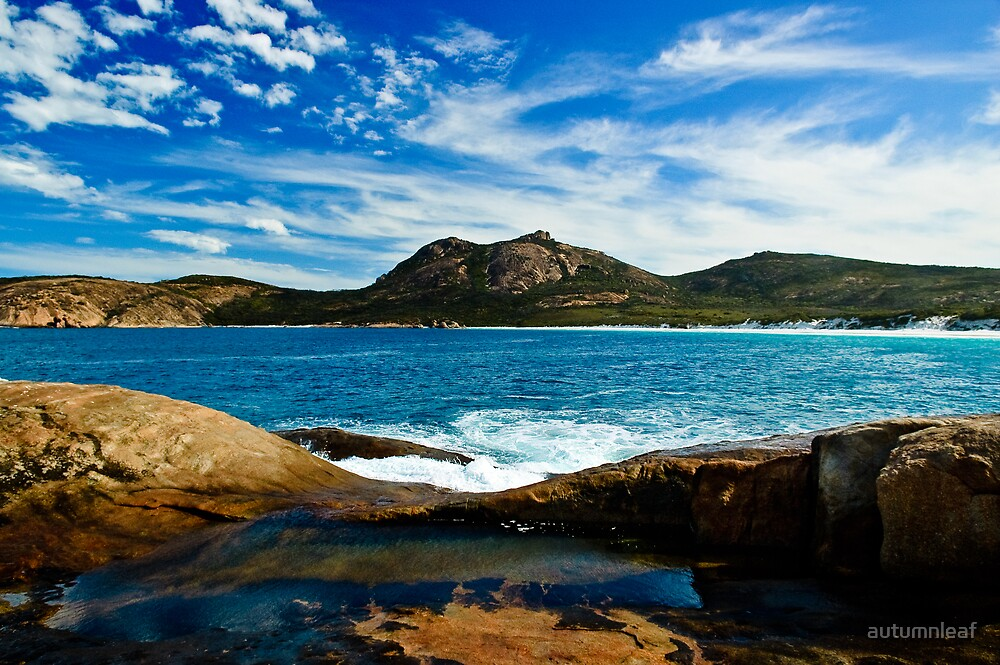 Cape Le Grand National Park - Thistle Cove by autumnleaf