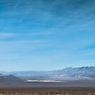 Death Valley Vista by Leslie Sobel