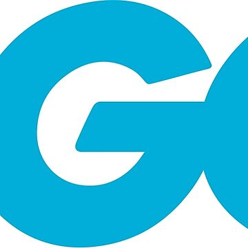 Go Lang Logo by hipstuff
