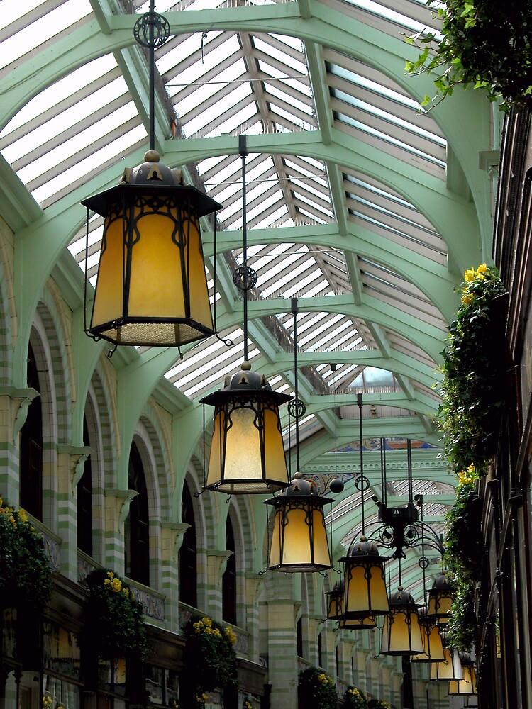 Norwich lights by alixlune