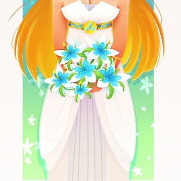 Flower's princess by Emeryl