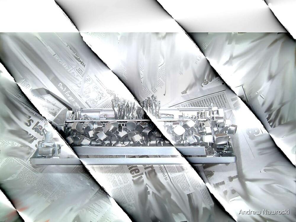 Silver Machine. by Andrew Nawroski