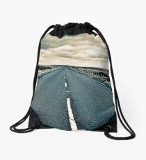 Road on't Tops Drawstring Bag