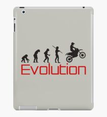 Evolution Bike iPad Case/Skin