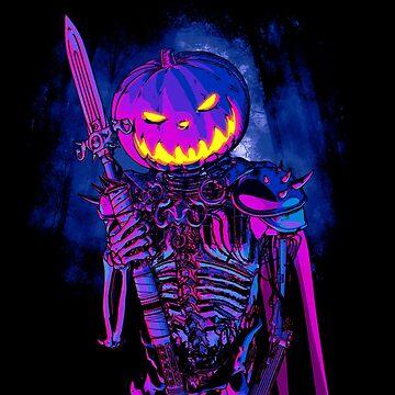 helloween by lmilustraciones