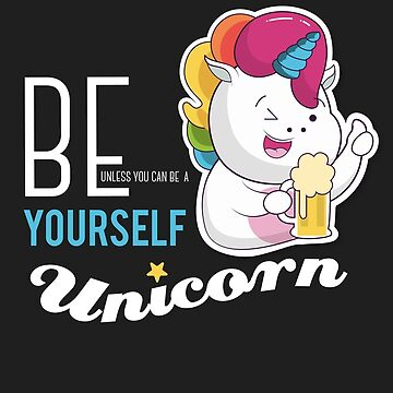 Be yourself by FairyTees