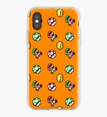 Super Mario World / Luigi & Mario iPhone Case