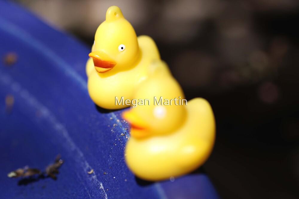 Taking a Dip by Megan Martin
