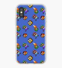 Super Mario World / Mario & Luigi iPhone Case