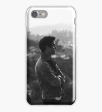 Darren Criss' Hero Magazine iPhone Case/Skin