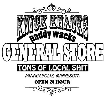 general store funny shirt by Egan316