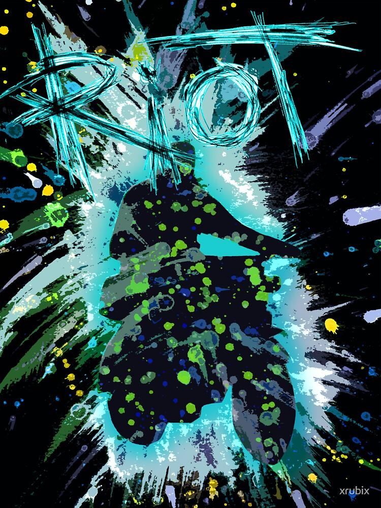 blues by xrubix