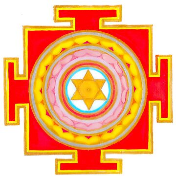 Sun Fire Yantra Energy - Full Power by josephbax