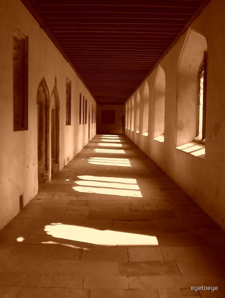 Peaceful Corridor by eyetoeye