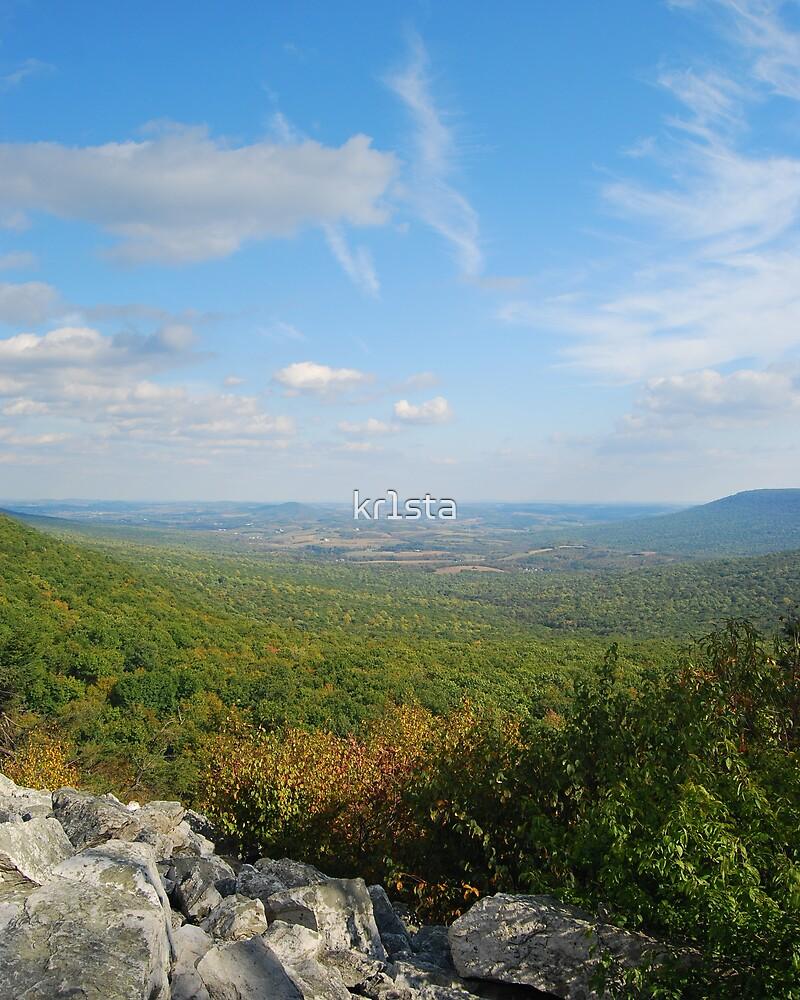 Hawk Mountain Sanctuary III by kr1sta
