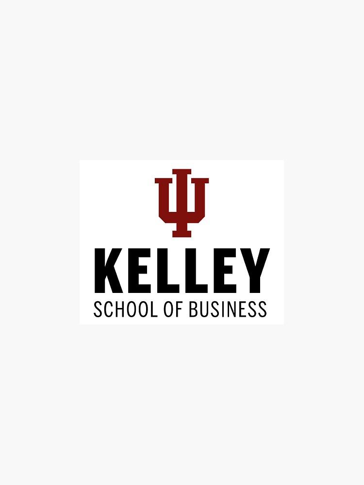 Indiana University Kelley School of Business Sticker by abbisanders