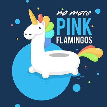 No More Pink Flamingos by FairyTees