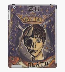 Death - Gansey iPad Case/Skin
