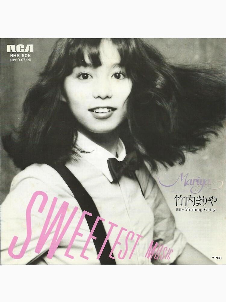 Sweetest Music, 竹内まりや (1980) | Mariya Takeuchi by Martstore