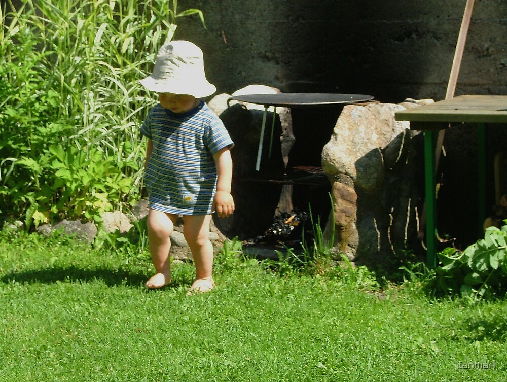 Summer toddler by tanmari