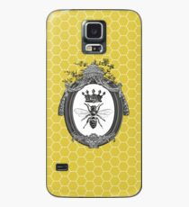 Queen Bee Case/Skin for Samsung Galaxy