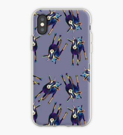 Goats Everywhere iPhone Case