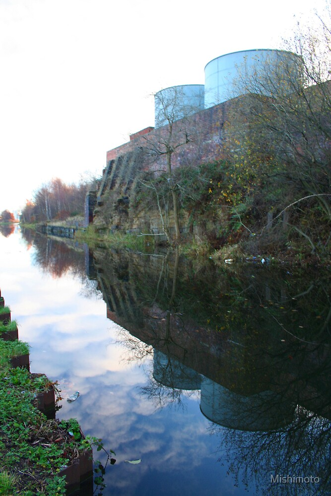 Leeds Canal by Mishimoto