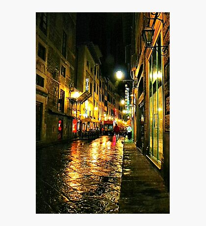 Florence Nights Photographic Print